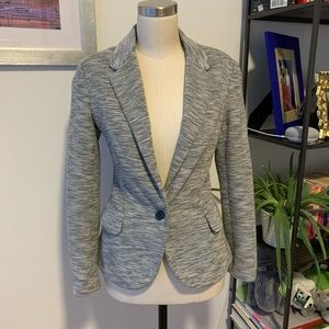 Anthropologie space dyed blazer